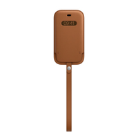 Apple MHMP3ZM/A Handy-Schutzhülle 13,7 cm (5.4 Zoll) Braun (Braun)