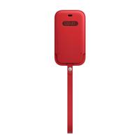 Apple MHMR3ZM/A Handy-Schutzhülle 13,7 cm (5.4 Zoll) Rot (Rot)