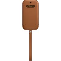 Apple MHYG3ZM/A Handy-Schutzhülle 17 cm (6.7 Zoll) Braun (Braun)