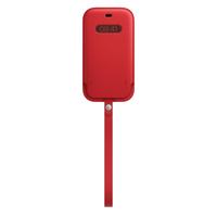 Apple MHYE3ZM/A Handy-Schutzhülle 15,5 cm (6.1 Zoll) Rot (Rot)