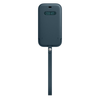 Apple MHYD3ZM/A Handy-Schutzhülle 15,5 cm (6.1 Zoll) Blau (Blau)