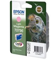 Epson Singlepack Light Magenta T0796 Claria Photographic Ink