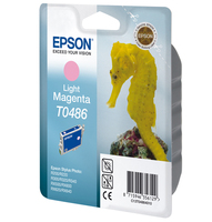 Epson Singlepack Light Magenta T0486