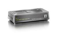 LevelOne 8 Port Mini FastEthernet Switch