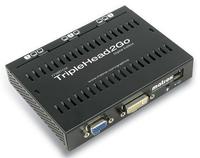 Matrox TripleHead2Go Digital Edition (Schwarz)