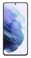 Samsung Galaxy S21 5G SM-G991B 15,8 cm (6.2 Zoll) Dual-SIM Android 11 USB Typ-C 8 GB 128 GB 4000 mAh Weiß (Weiß)