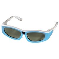 Hama 00095567 stereoscopische 3D-brille/Fernglas (Blau)