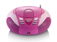 Lenco SCD-37 USB (Pink)