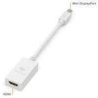 SendStation Mini DisplayPort to HDMI Adapter (Weiß)