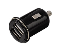 Hama 00108155 Ladegeräte für Mobilgerät (Schwarz)