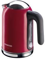 Kenwood SJM031 Wasserkocher (Grau, Rot, Silber)