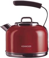 Kenwood SKM031 Wasserkocher (Grau, Rot, Silber)