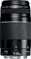 Canon EF 75-300mm f/4.0-5.6 III (Schwarz)