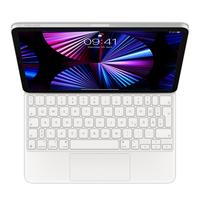 Apple MJQJ3D/A Tastatur für Mobilgeräte Weiß QWERTZ Deutsch (Weiß)