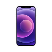 Apple iPhone 12 15,5 cm (6.1 Zoll) Dual-SIM iOS 14 5G 256 GB Violett (Violett)