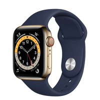 Apple Watch Series 6 40 mm OLED 4G Gold GPS