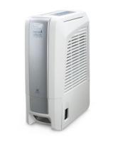 DeLonghi DNC65 dehumidifier (Weiß)