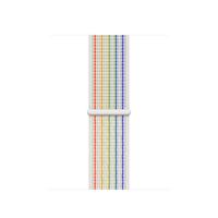 Apple MJWN3ZM/A Smartwatch-Zubehör Band Mehrfarben Nylon (Mehrfarben)