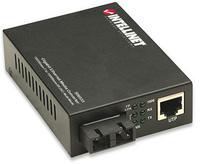 Intellinet 506533 network media converter (Schwarz)