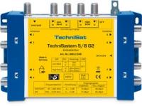 TechniSat TechniSystem 5/8 G2 (Blau, Gelb)
