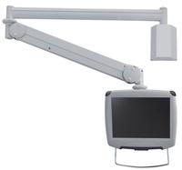 Newstar FPMA-HAW100HC Flat Panel Wandhalter (Grau)