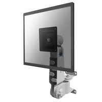 Newstar FPMA-W400 Flat Panel Wandhalter (Grau)