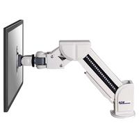 Newstar FPMA-D600 Flat panel Tischhalter (Grau)