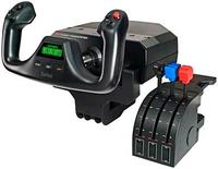 Saitek Pro Flight Yoke System (Schwarz)