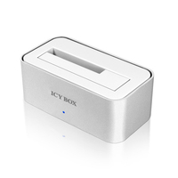 ICY BOX IB-111StU3-Wh (Weiß)