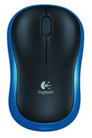 Logitech M185 (Blau)