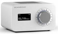 Scansonic R4 (Weiß)