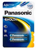 Panasonic Evolta AAA (Blau)
