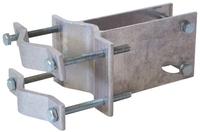 TechniSat An-Rohr-Fitting (Silber)