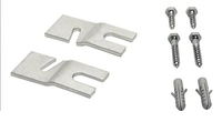 Bosch WMZ2200 Wand-/Deckenhalterungs-Zubehör (Silber)