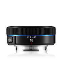 Samsung W16NB 16mm F2.4 (Schwarz)