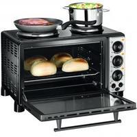 Unold Compact Cooker (Schwarz, Edelstahl)