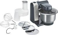 Bosch MUM48A1 Küchenmaschine (Anthrazit, Silber)
