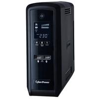 CyberPower CP1300EPFCLCD Unterbrechungsfreie Stromversorgung UPS (Schwarz)