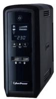 CyberPower CP1500EPFCLCD Unterbrechungsfreie Stromversorgung UPS (Schwarz)