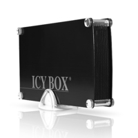 ICY BOX IB-351StU3-B (Schwarz)