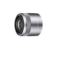 Sony SEL30M35 Kameraobjektiv (Silber)