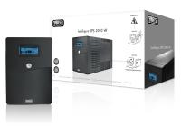 Sweex PP230 Unterbrechungsfreie Stromversorgung UPS (Schwarz)