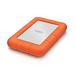 LaCie Rugged Mini 500GB (Orange, Silber)