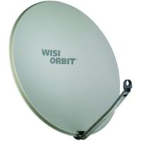 Wisi OA10 Satellitenantenna (Grau)