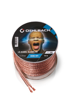 OEHLBACH 105 Audio-/Videokabel (Transparent)