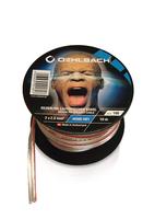 OEHLBACH 185 Audio-Kabel (Transparent)