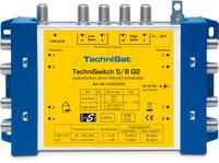 TechniSat TechniSwitch 5/8 G2 (Blau, Gelb)