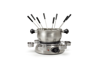 TriStar FO-1100 Fondue/Gourmet/Wok (Edelstahl)