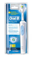 Oral-B Vitality White & Clean (Blau, Weiß)