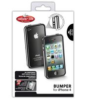 Cellular Line BUMPER FOR IPHONE 4S/4 (Schwarz)